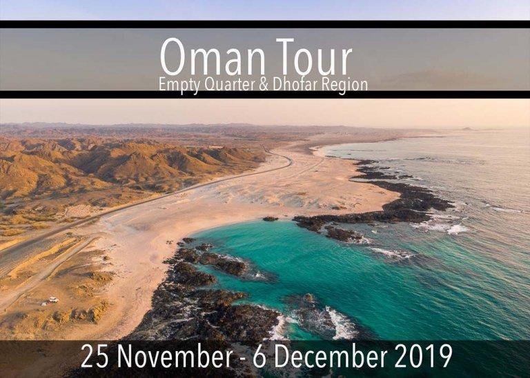 Oman, Oman tour