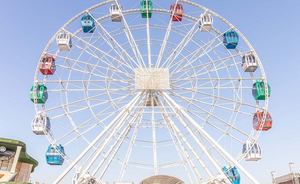 Kok Tobe, Almaty, Kazakhstan, ferris wheel, ferris wheel kazakhstan, ferris wheel almaty, ferris wheel kok tobe