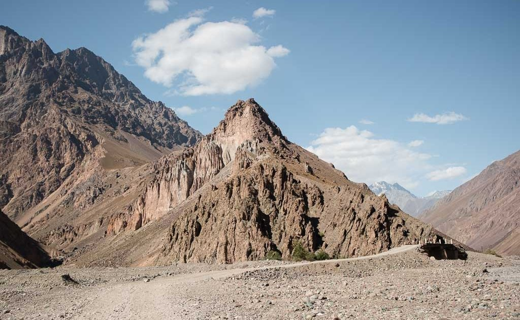 Bartang Highway, Bartang Valley, Bartang, Pamir, Pamir Mountains, Pamirs, Tajikistan, GBAO, Gorno Badakshan Autonomous Oblast, Badakshan, Badakhshon,