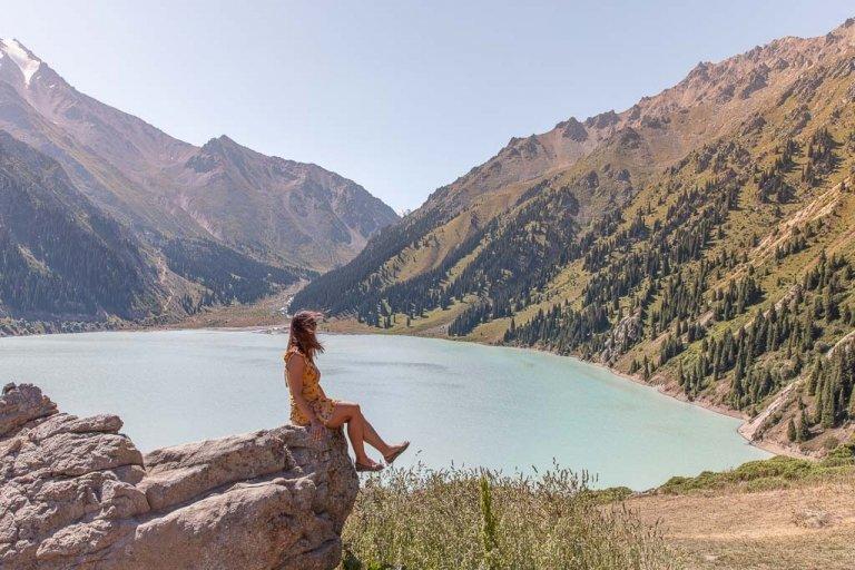 Big Almaty Lake, Almaty day trip, Almaty, Kazakhstan, Central Asia, BAO