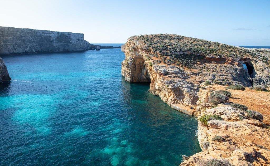 Malta, Malta travel, Malta travel guide, 4 days Malta, Malta itinerary, Europe, Mediterranean, 4 day Malta, 4 day Malta itinerary, Comino, Comino Malta