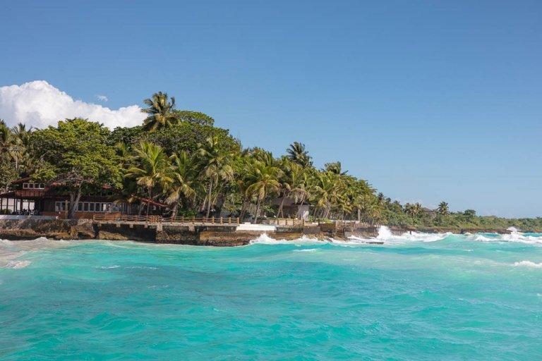 2 days Santo Domingo, Dominican Republic, Caribbean, Boca Chica, Boca Chica Marina Restaurant