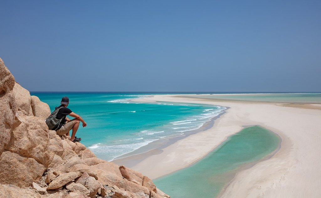 Socotra, Socotra Island, Yemen, Detwah Lagoon, Detwah