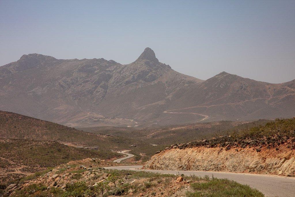 Socotra, Socotra Island, Yemen, Haggier Mountains, Haggier