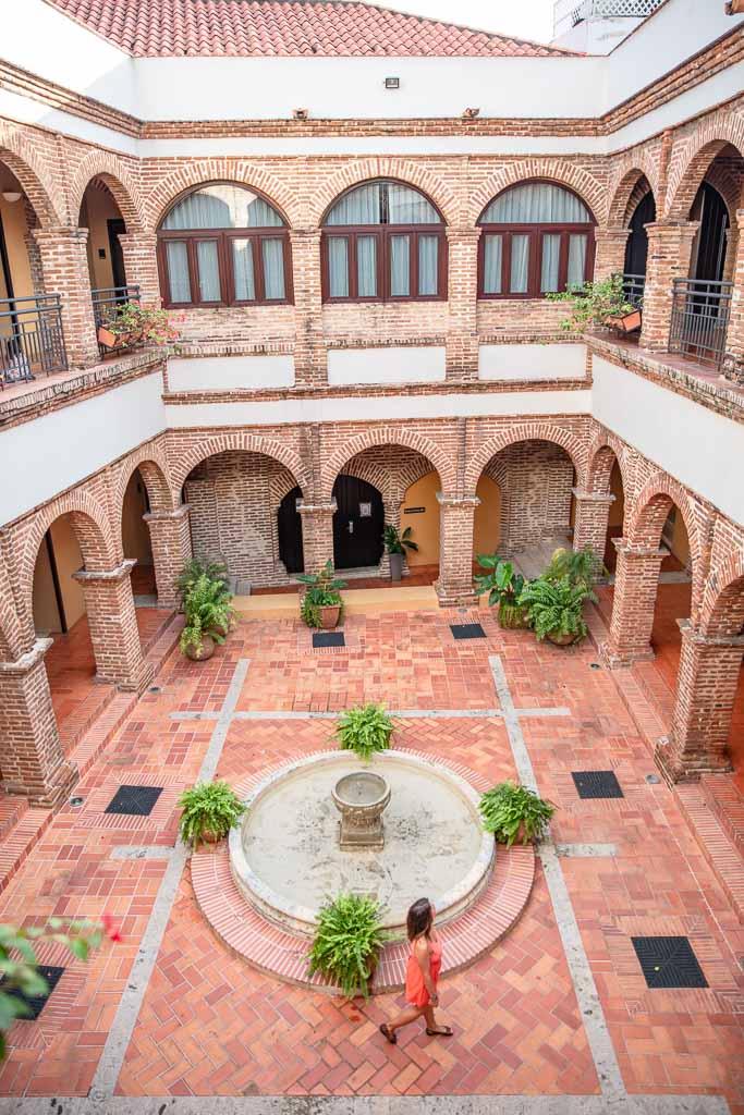 2 days Santo Domingo, Dominican Republic, Caribbean, Santo Domingo, Colonial Zone, Hodelpa Nicolas de Ovando, Hotel Nicolas Ovando