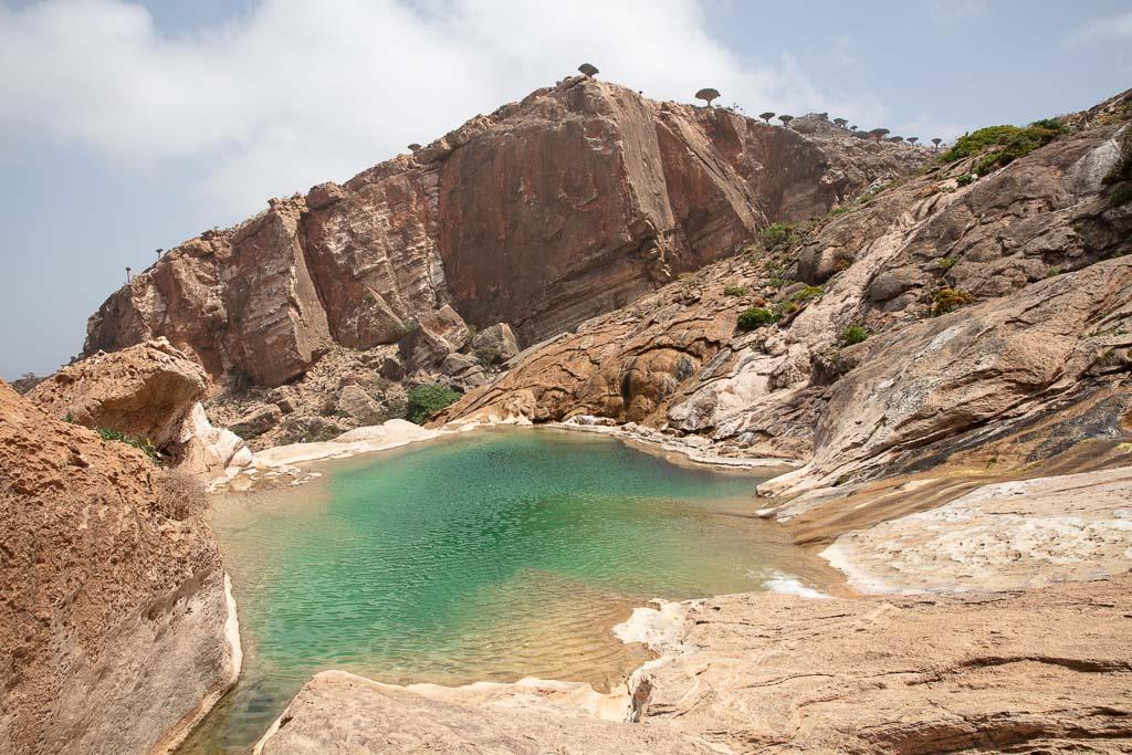Socotra, Socotra Island, Yemen, Homhil, Homhil Protected Area
