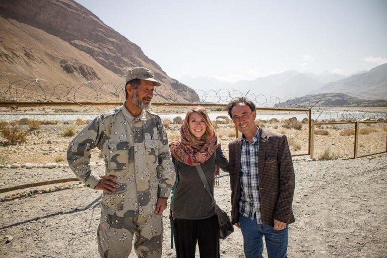 Tajikistan-Afghanistan border crossing, Ishkashim border, Ishkashim