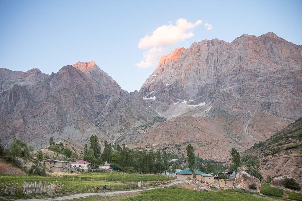 Margib, Yagnob, Yaghnob, Yagnob Valley, Tajikistan, Sughd, Central Asia