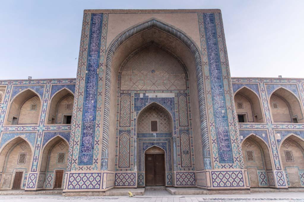Abdul Aziz Khan Madrasa, Bukhara, Uzbekistan
