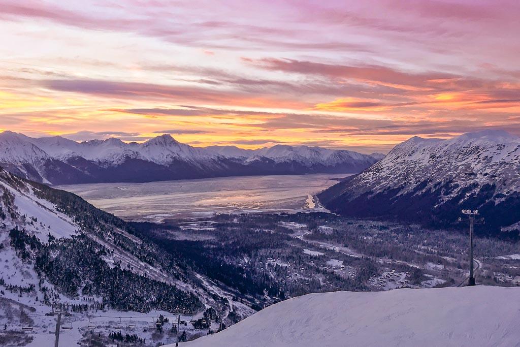 Alyeska, Alyeska Resort, Alaska, Girdwood, Chugach