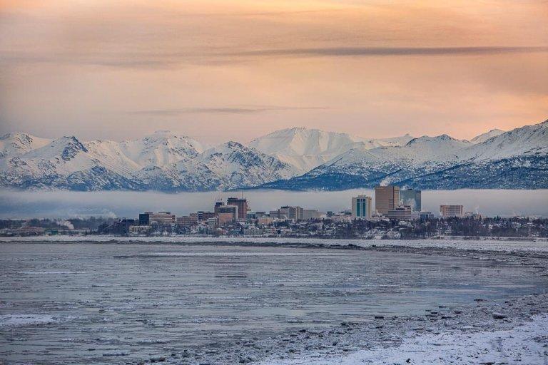 Anchorage, Anchorage Alaska, Alaska, Airport Park, Airport Park Anchorage