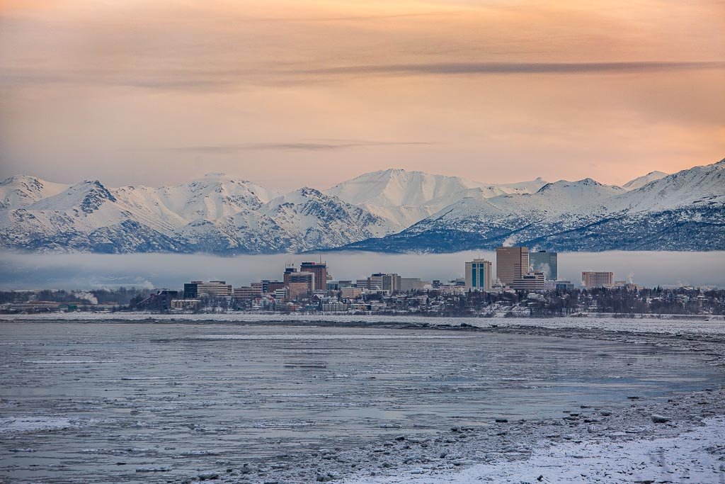 Anchorage, Anchorage Alaska, Alaska, Airport Park, Airport Park Anchorage