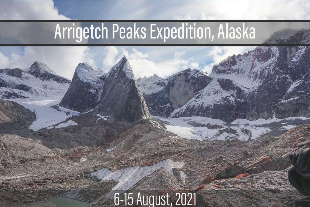Arrigetch Peaks, Brooks Range, Gates of the Arctic, Alaska