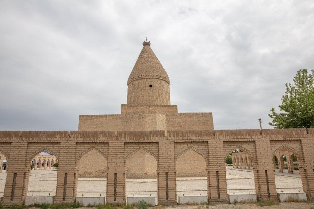 Ayub Chashma, Bukhara, Uzbekistan