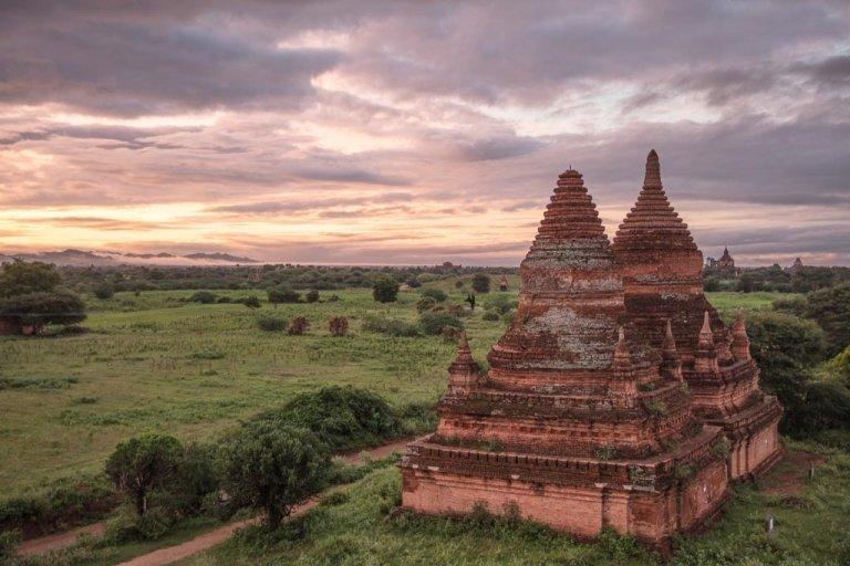 Myanmar, Myanmar Itinerary, 2 week Myanmar Itinerary, Myanmar 2 weeks, Myanmar 2 week itinerary, 2 weeks in Myanmar, Myanmar 2 week, Burma, Asia, Southeast Asia, Bagan, Bagan temple, sunrise Bagan, sunrise Bagan Temple