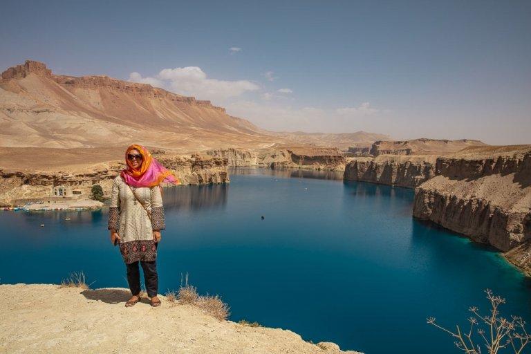 Bamyan, Band e Amir, Bamiyan, Afghanistan, Afghanistan Travel Guide, Afghanistan Travel, Central Afghanistan, women travel Afghanistan, female travel Afghanistan