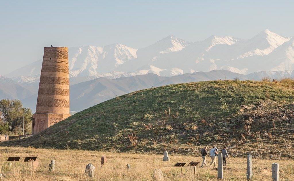 Burana, Burana Tower, Bishkek day trips, Kyrgyzstan Travel Guide, Kyrgyzstan