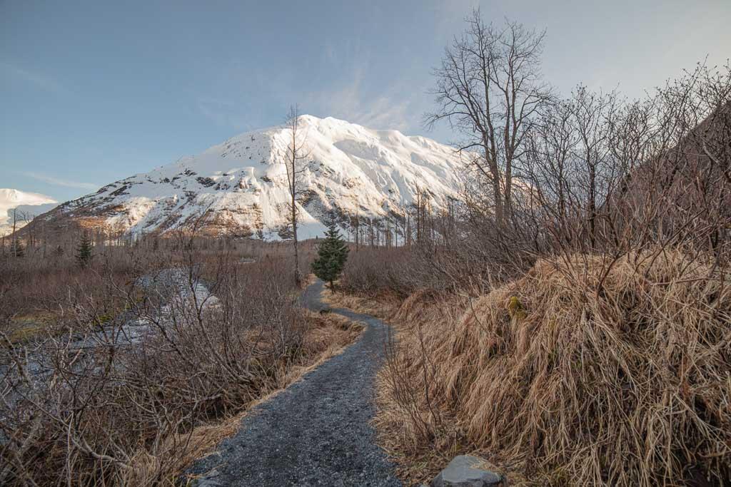 Byron Glacier Ice Cave, Byron Glacier, Girdwood, Alaska