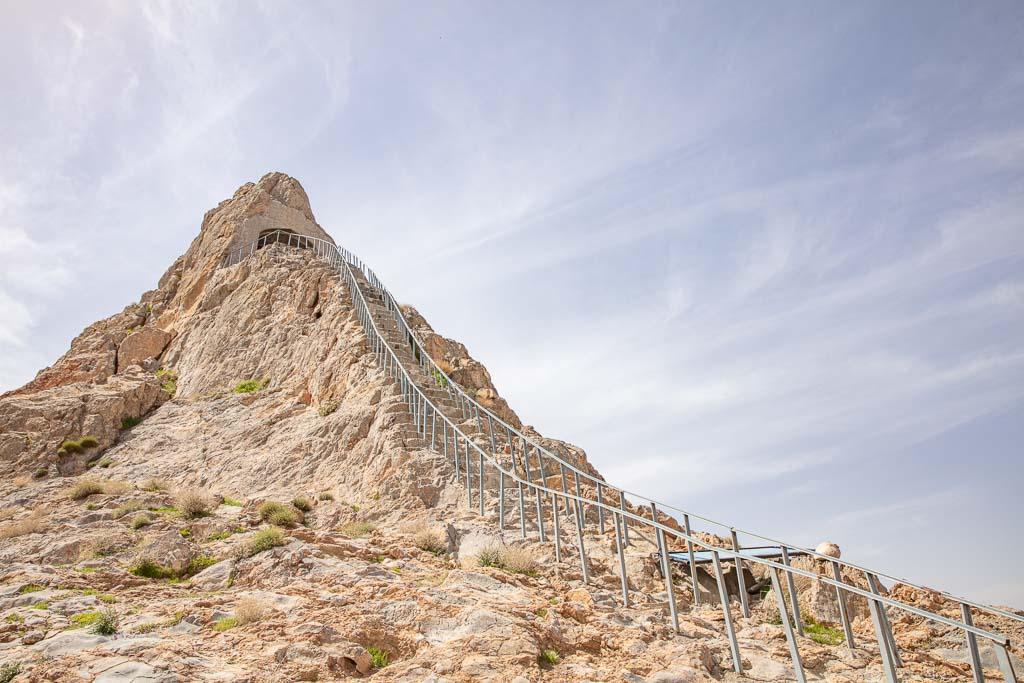 Chilzinia, 40 steps Kandahar, chehelzina, Afghanistan