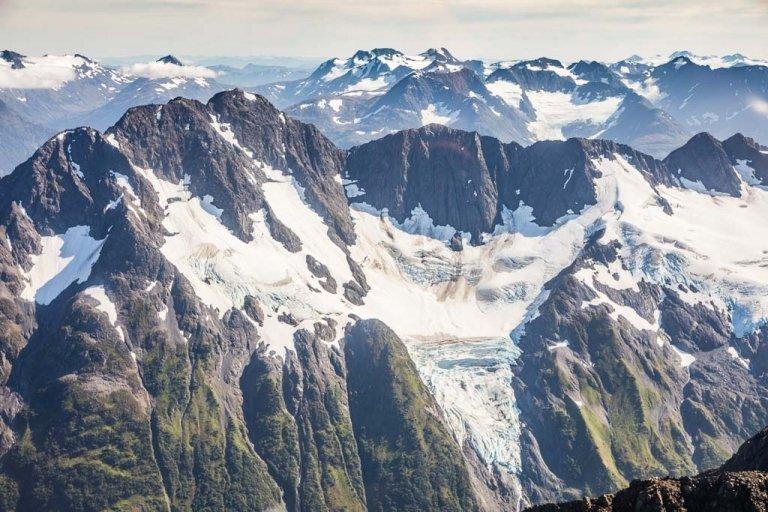 Chugach State Park, Alaska, Chugach, Chugach Mountains