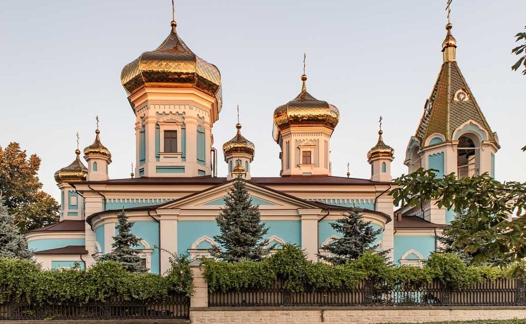 Moldova Travel Guide, Ciuflea Monastery, Ciuflea, Chisinau,Moldova
