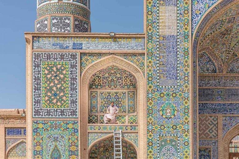 Afghanistan Travel, Afghanistan travel guide, Friday Mosque, Friday Mosque Herat, Herat, Great Mosque of Herat, Afghanistan