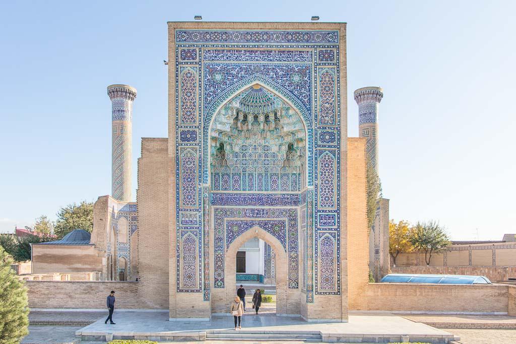 Uzbekistan travel, two weeks Uzbekistan, Two week Uzbekistan, Uzbekistan itinerary, Uzbekistan, Central Asia, Uzbekistan travel, Uzbekistan guide, Uzbekistan travel guide, Samarkand, gur-e-amir, gur e amir, gur-e-amir mausoleum, gur e amir mausoleum