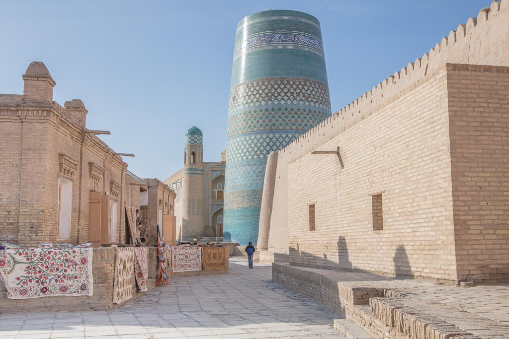 Uzbekistan, Uzbekistan travel guide, Uzbekistan travel, Uzbekistan guide, Khiva, Kalta Minor