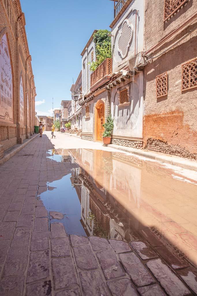 Kashgar, China, Xinjiang