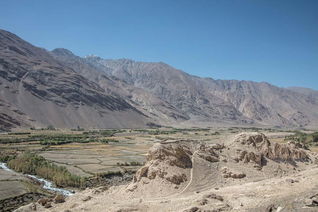Wakhan, Tajik Wakhan, Wakhan Valley, Wakhan Tajikistan, Wakhan Valley Tajikistan, Tajikistan, Gorno Badakhshan Autonomous Oblast, Badakhshan, GBAO, Pamir, Namadgut, Khaakha, Khaakha fortress, Afghanistan