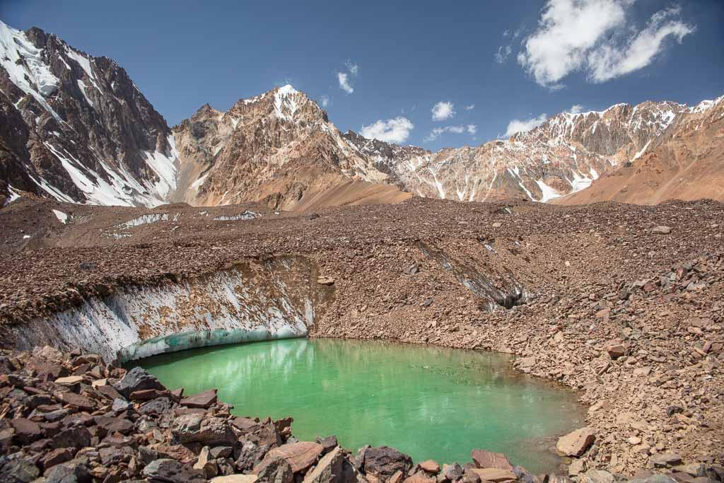 Tajik, Bartang Highway, Bartang Valley, Bartang, Pamir, Pamir Mountains, Pamirs, Tajikistan, GBAO, Gorno Badakshan Autonomous Oblast, Badakshan, Badakhshon, Khafrazdara, Khafrazdara Valley, Khafrazdara Lake, Pasor