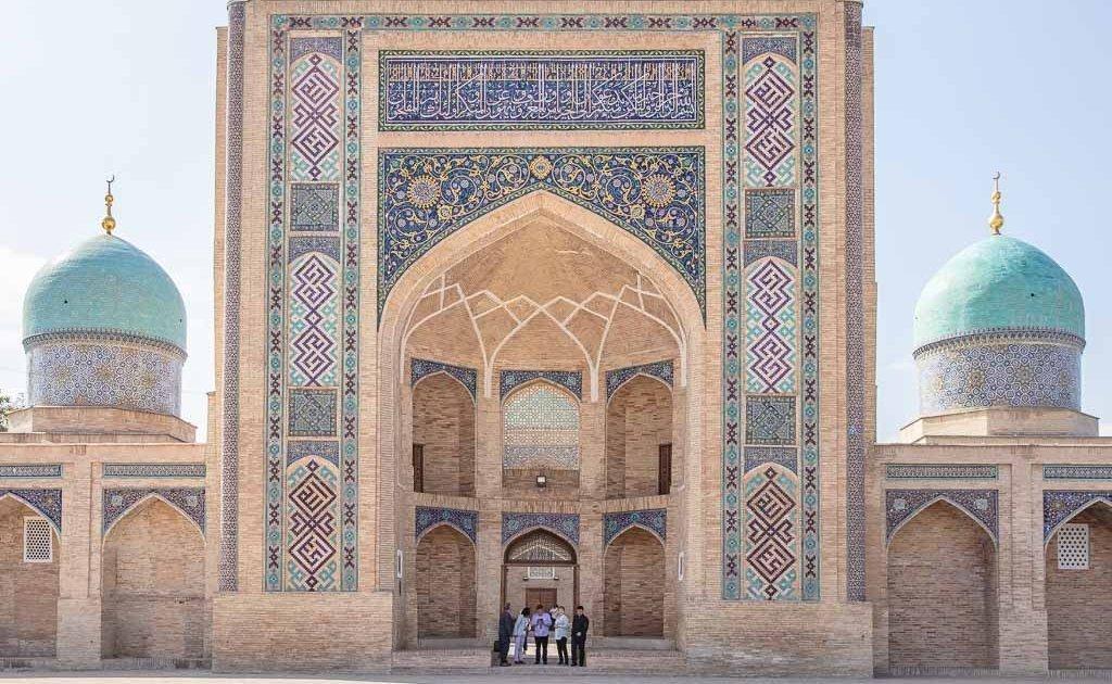 Barak Khan Madrasa, Khast Imam, Tashkent, Uzbekistan
