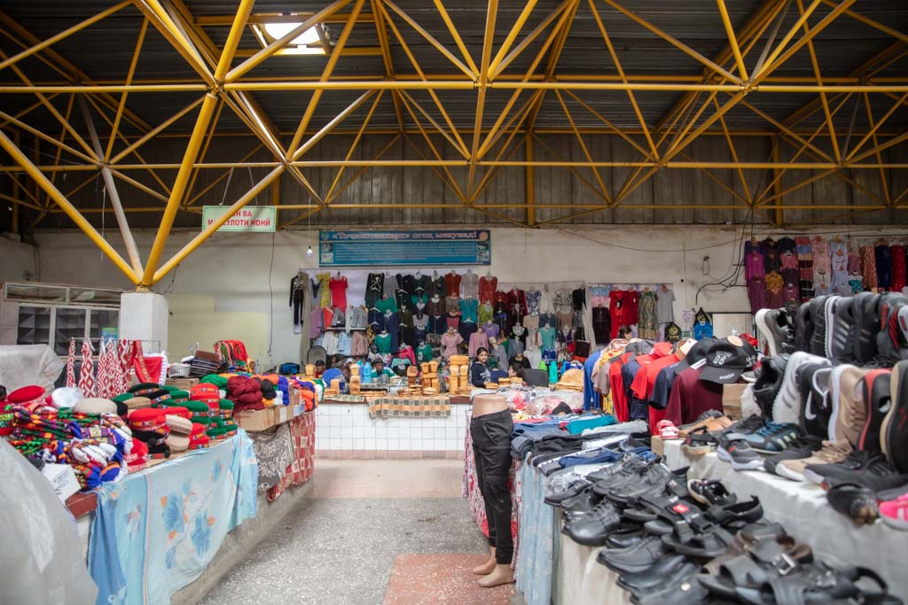 Khorog Bazaar, Khorog, Tajikistan