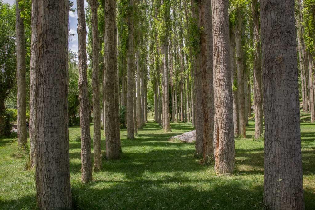 Khorog Central Park, Khorog, Tajikistan
