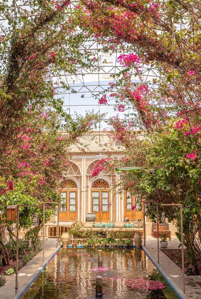 Kohan Traditional Hotel, Kohan Hotel, Kohan Yazd, Yazd, Old City, Yazd Old City, Iran, Middle East, Persia