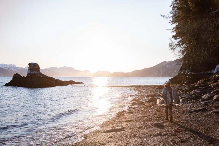 Lowell Point, Lowell Point Alaska, Lowell Point Seward, Seward, Kenai Peninsula, Alaska, Resurrection Bay