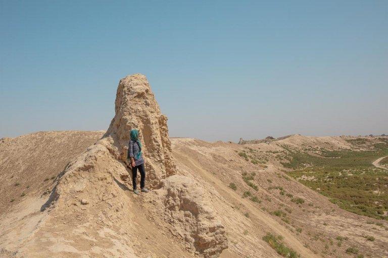 Afghanistan Travel, Afghanistan travel guide, Old Balkh, Balkh, Balkh Province, Afghanistan, Northern Afghanistan