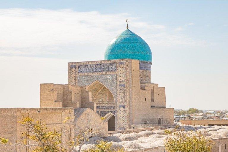 Uzbekistan, Central Asia, Uzbekistan travel guide, Po-i-Kalyan, Po i Kalyan, Bukhara, Po i kalon