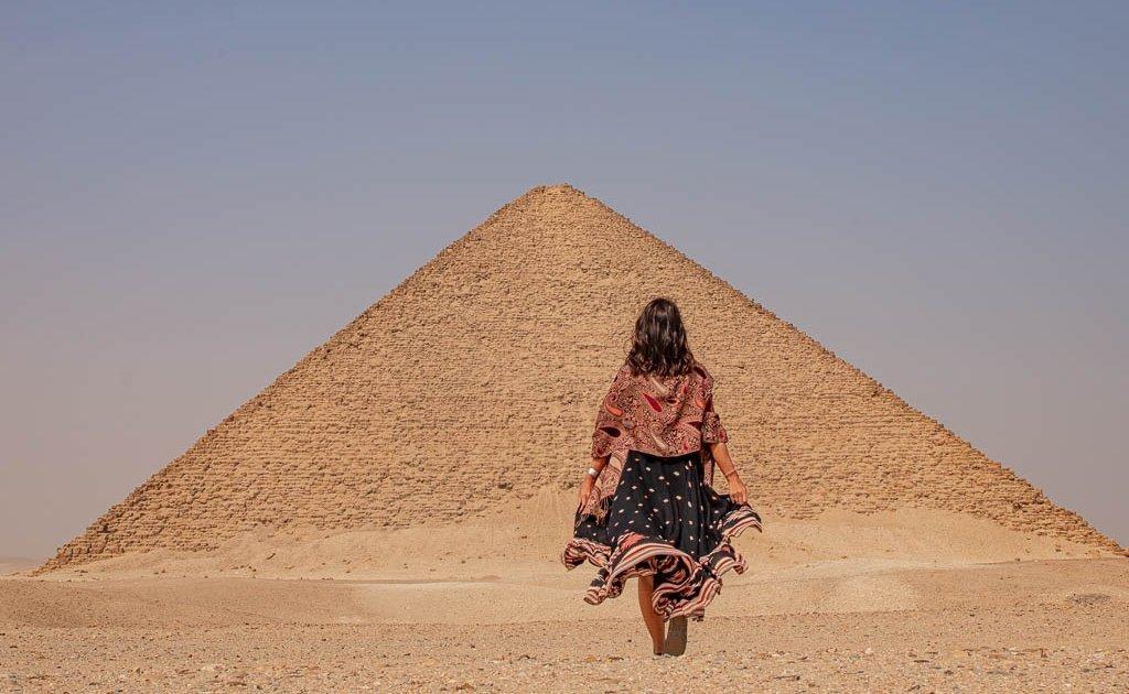 Dahshur, Dahshur Pyramids, Pyramid, Egypt, Cairo, red Pyramid, North Pyramid, Sneferu, North Africa, Africa, Sahara, Egyptian Sahara