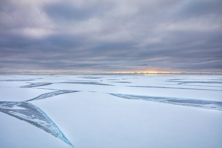 Ross Sea, McMurdo Sound, Antarctica, ice