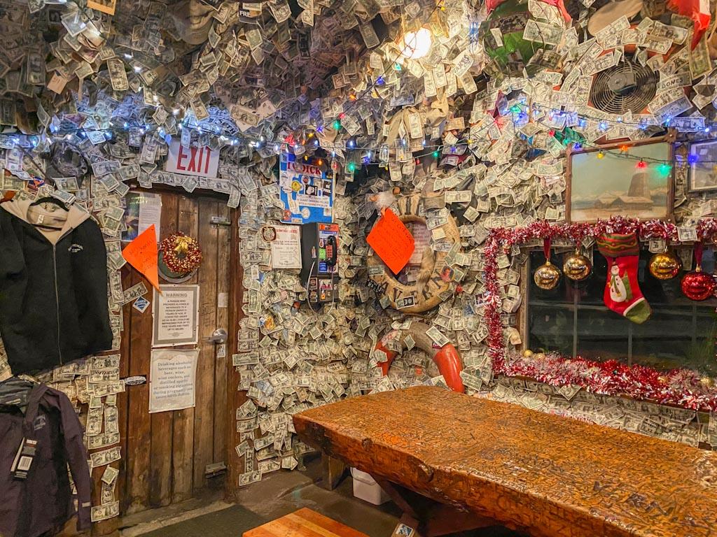 Salty Dawg Saloon, Homer, Alaska