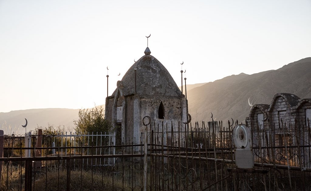 Kazkah cemetery, Saty, Saty Village, Kazakhstan, Turkik cemetery
