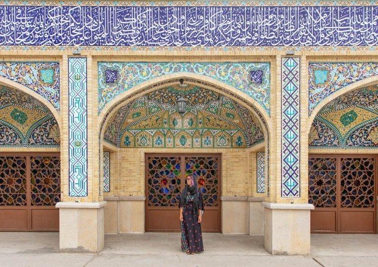 Shah Charagh, Shah e Charagh, Shah e Cheragh Shine, Shiraz, Fars, Pars, Iran