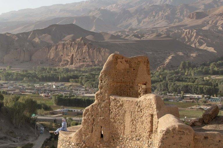 Bamyan, Bamyan Valley, Afghanistan, Shahr e Gholghola, Budda Niches, Bamyan Buddhas