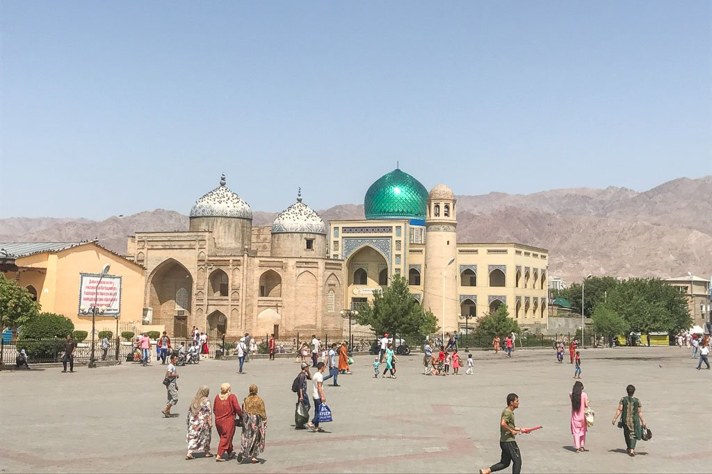 Sheikh Massal ad Din Complex, Khujand, Tajikistan, Sheikh Musil ad Din, Sheikh Musilhiddin