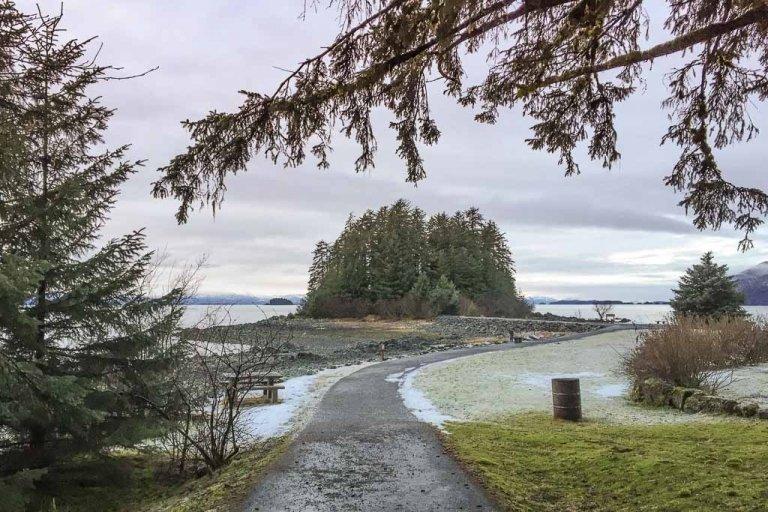 Shrine of St Therese, Auk, Auk Bay, Alaska, Juneau