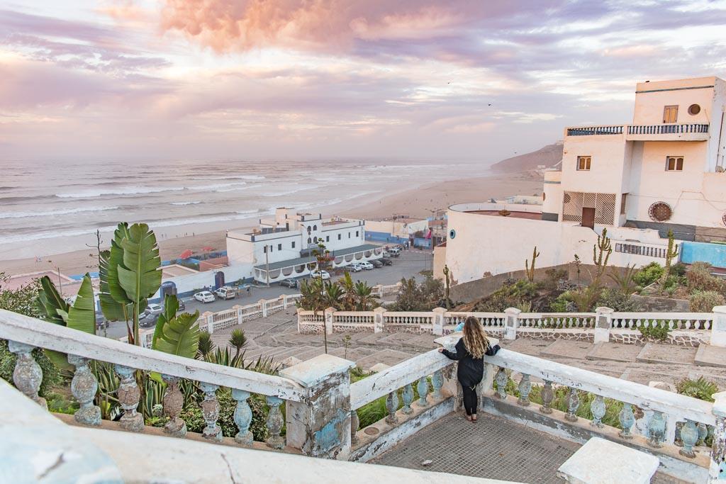 Sidi Ifni, Morocco, Atlantic Coast, Atlantic Coast Morocco, South Morocco road trip, Morocco road trip
