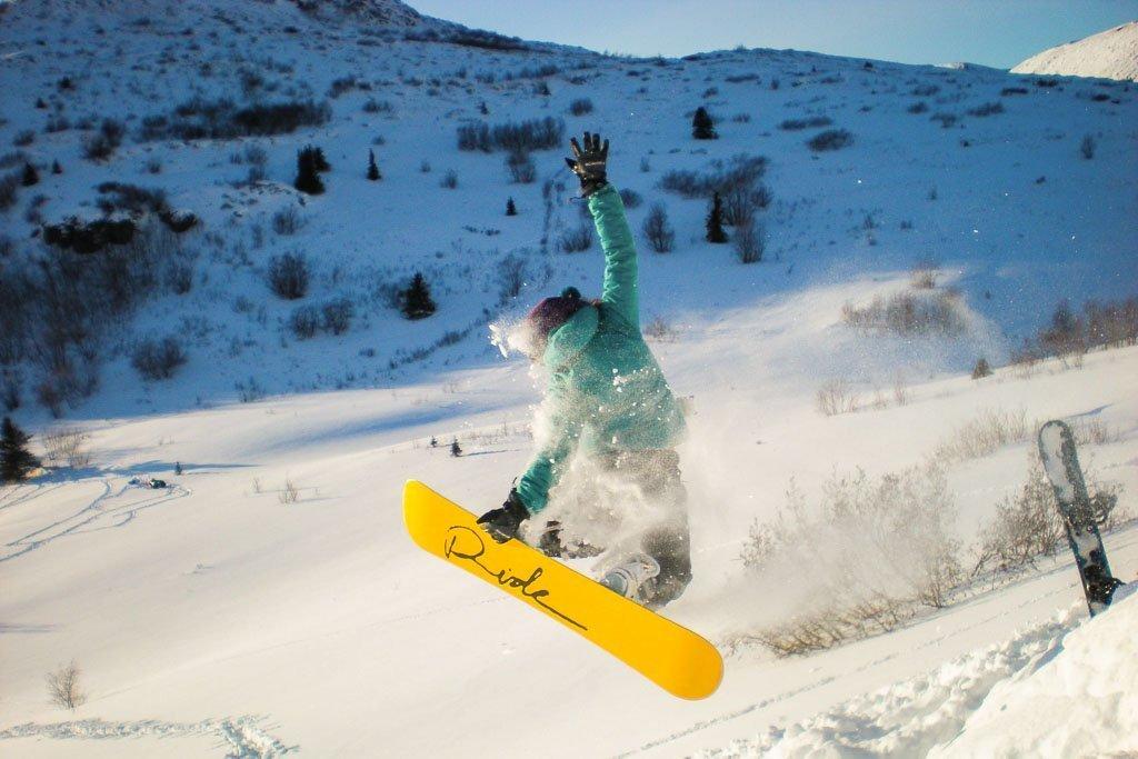 Alaska Travel Guide, Alaska, snowboard Alaska, snowboarding, Eagle River, Eagle River Alaska