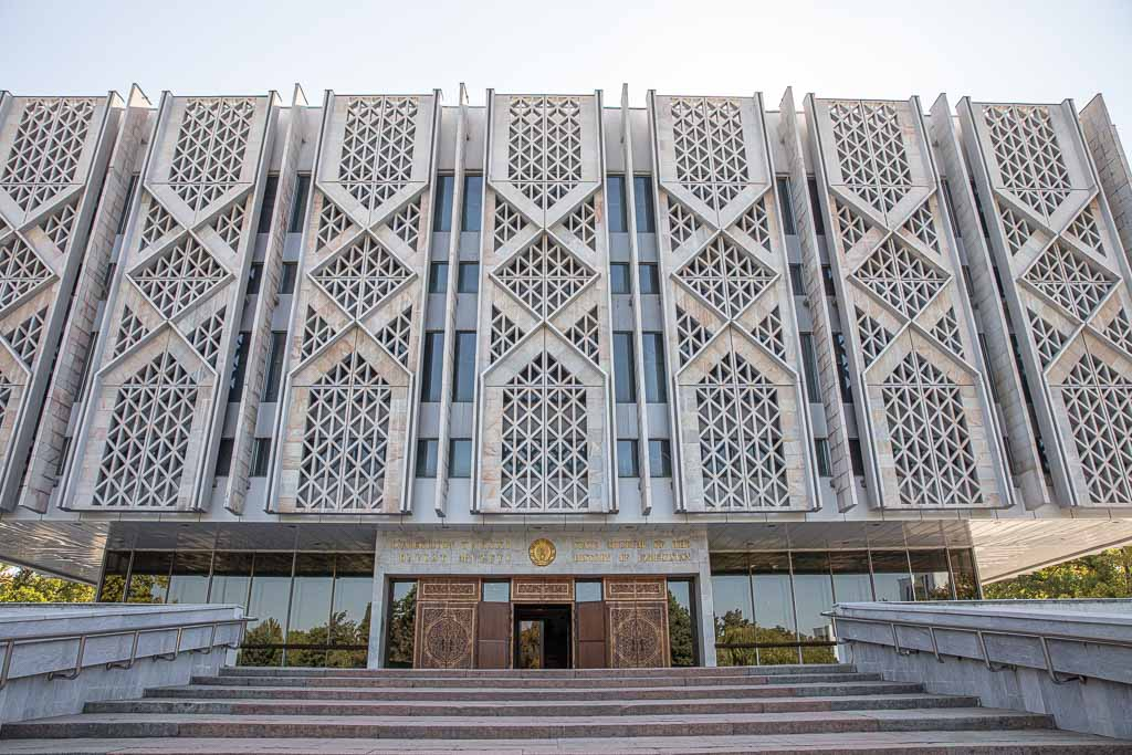 State Museum of the History of Uzbekistan, Tashkent, Uzbekistan, Tashkent museum