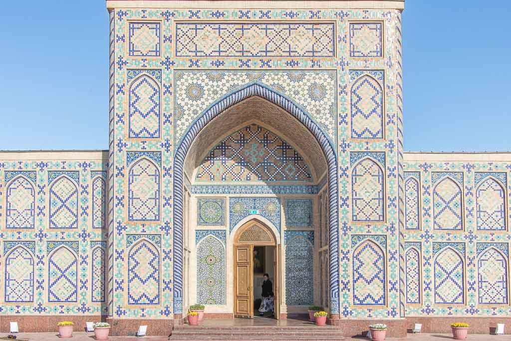 Ulugbek Observatory, Samarkand, Uzbekistan